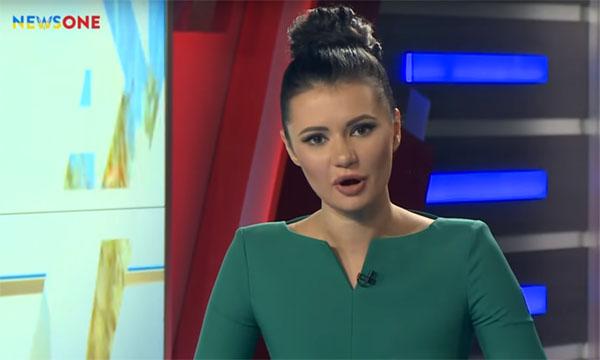 Диана Панченко ТВ Украина