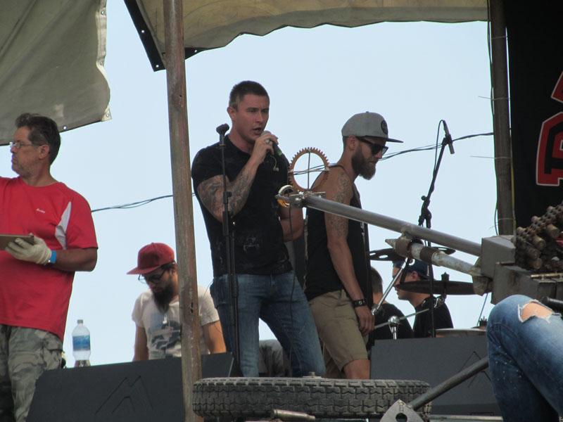 Борисоглебск эко рок концерт
