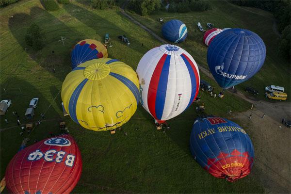 Фестиваль авиации и аэронавтики