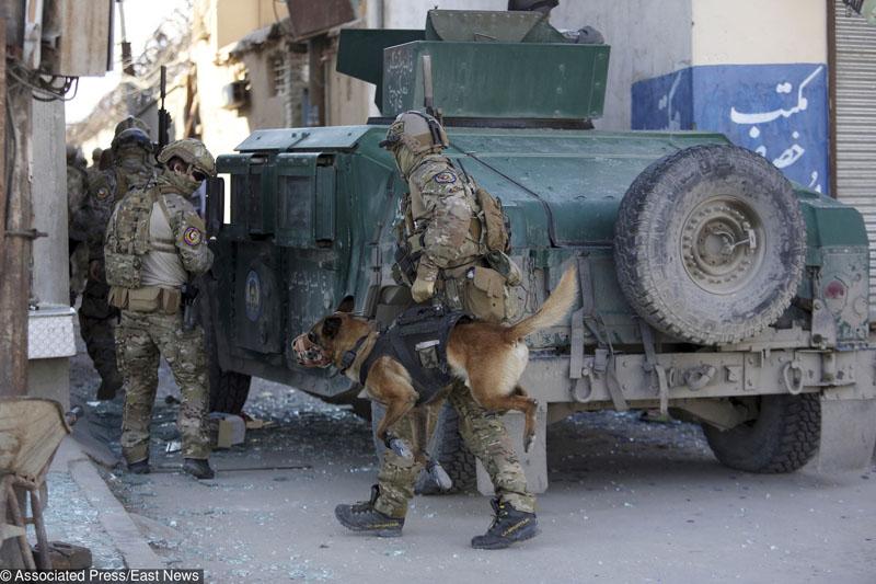 Афганистан США