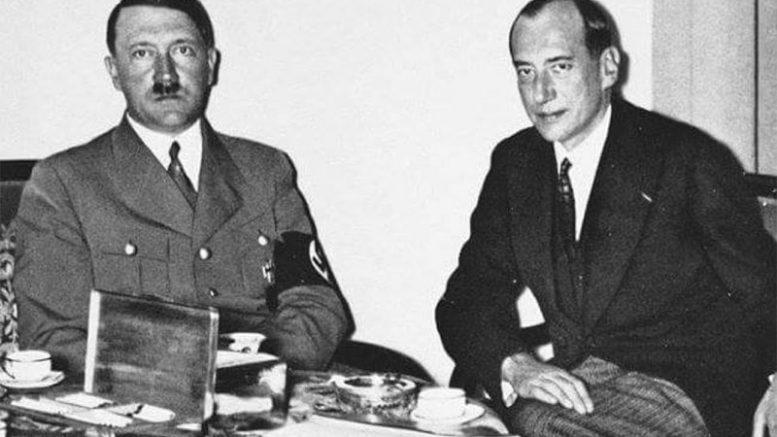 Бек и Гитлер Польша