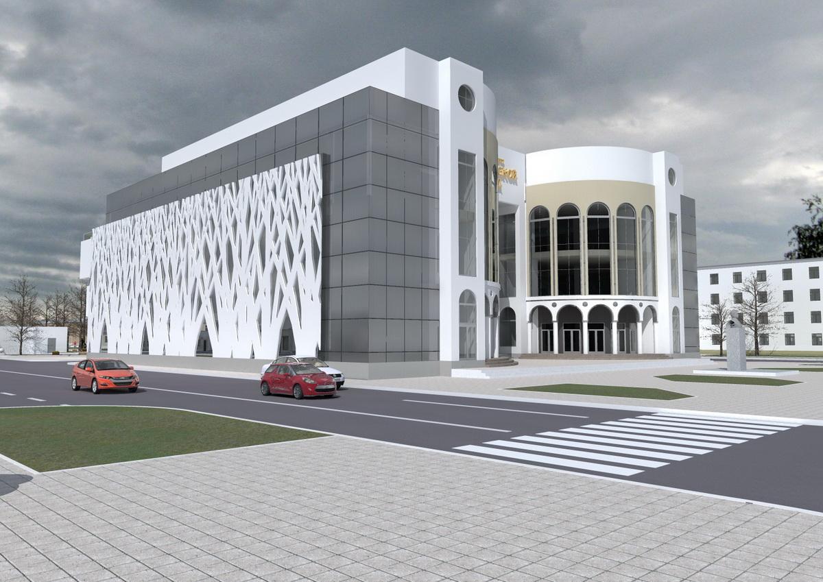 Борисоглебск площадь Борцам