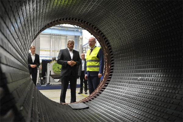 Турбины Siemens