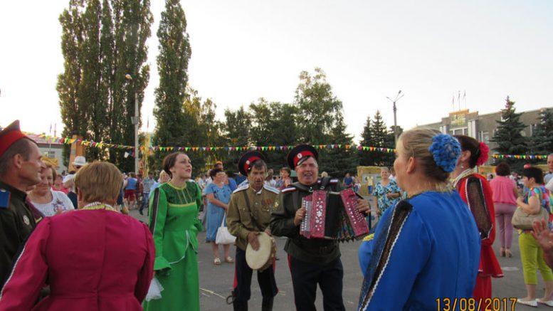 Воробьевка день села