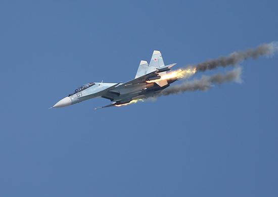 Погоново Су-30СМ Воронежская