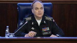 Анатолийц Антонов посол в США
