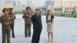Жена Ким Чен Ына