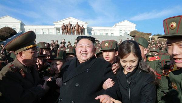 Супруга Ким Чен Ына
