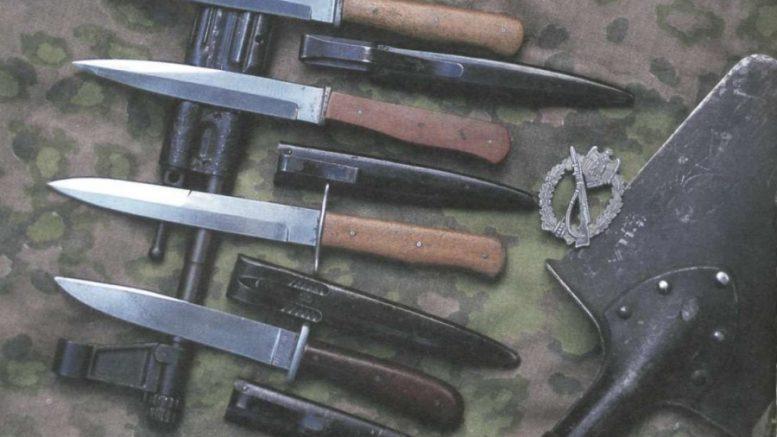 Ножи Третий Рейх