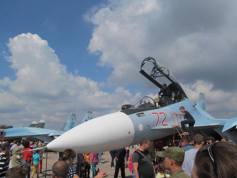 Бутурлиновка Су-30
