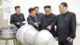 КНДР водородная бомба