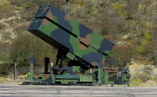 Литва ПВО