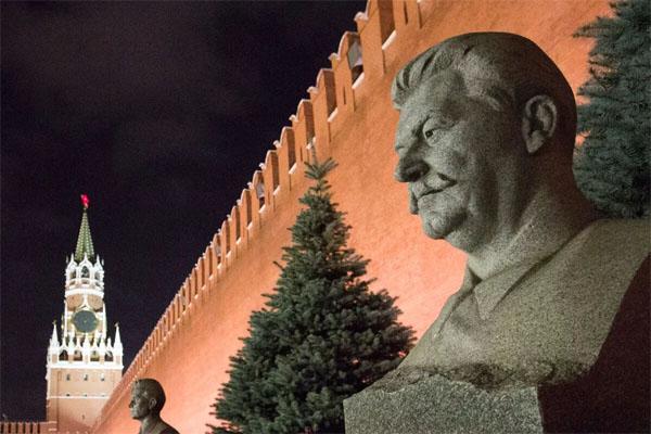 Ленин Сталин перезахоронить