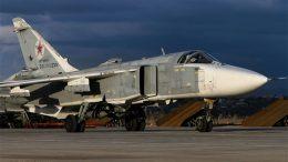 Су-24 Сирия