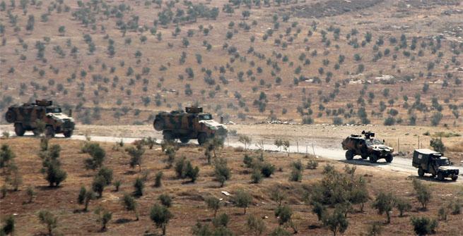 Турция Идлиб Сирия