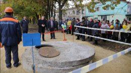 Люк Украина канализация