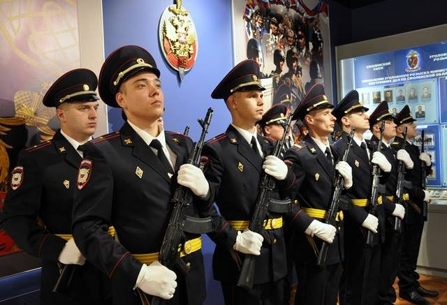 День милиции полиции