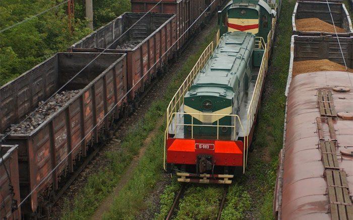 Поезд Поворино