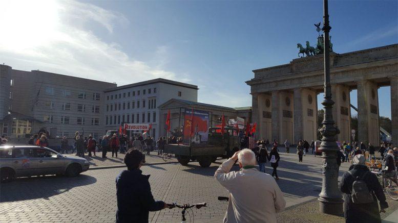 Берлин Революция
