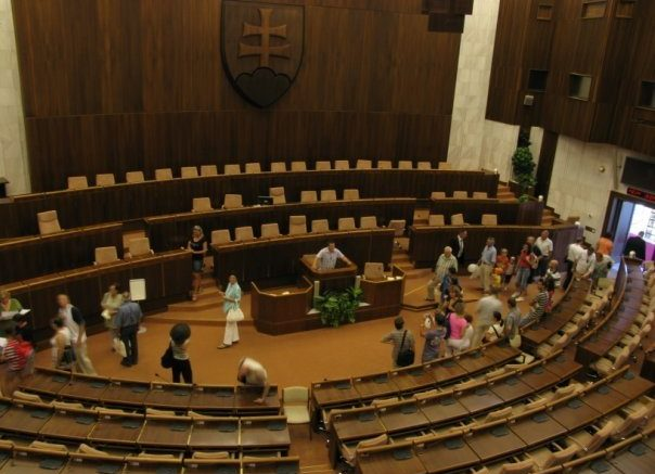 Словакия парламент