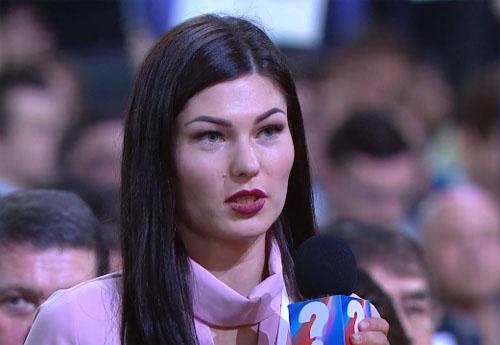 Путин женщины