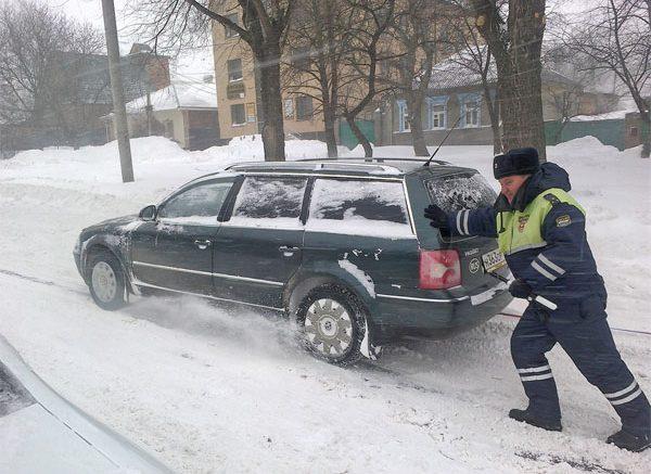 ДПС Воронежская область
