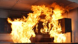 пожар Воронеж