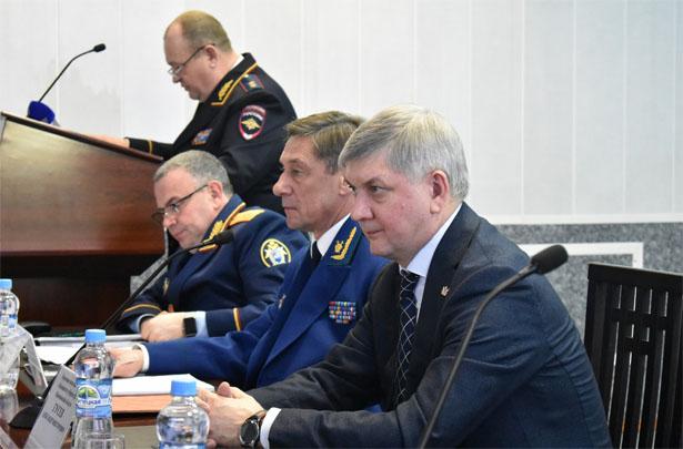 преступления Воронеж