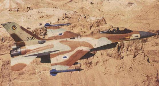 F-16 Израиль