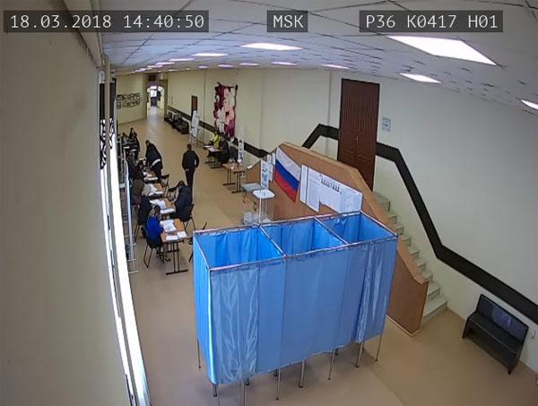 Выборы Борисоглебск