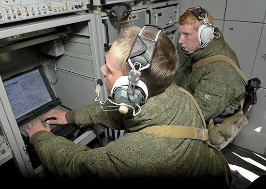 военные связисты