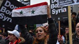 Сирия химатака