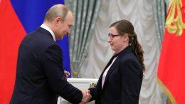 Дивногорье Путин
