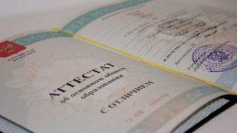 Дипломы и аттестаты