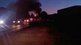 пожар Борисоглебск