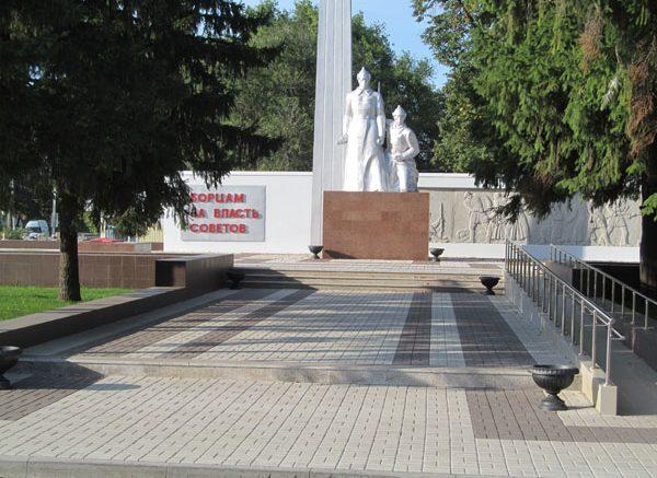 Мемориал Борисоглебск