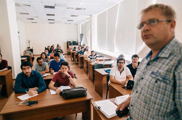 Студенты Турция НВАЭС