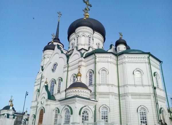 Воронеж собор