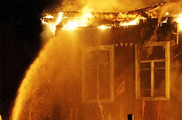 пожар пенсионеры