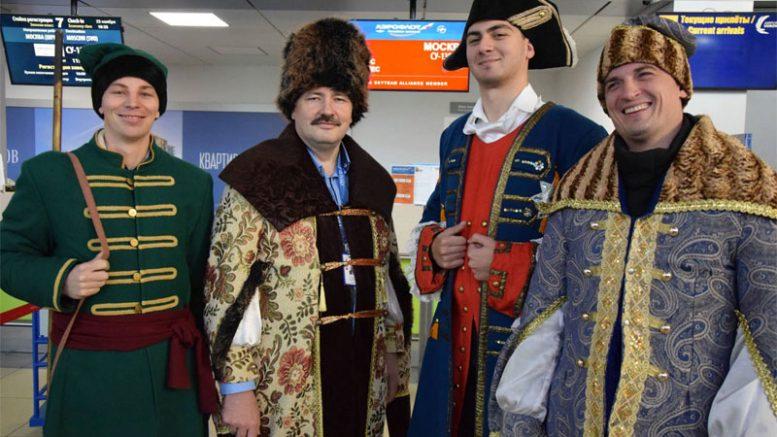 аэрпорт Воронеж
