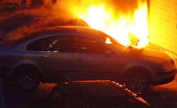 поджигатель авто
