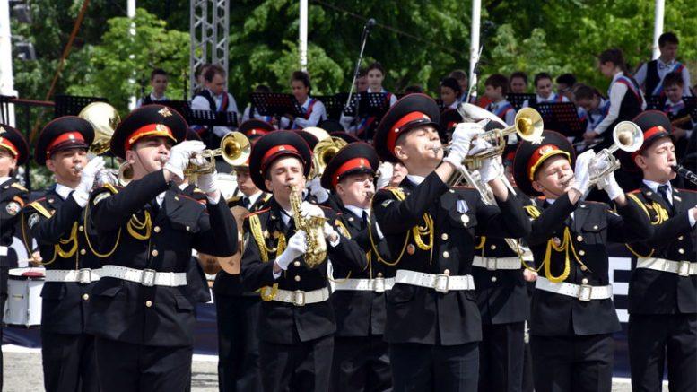 духовой оркестр Воронеж