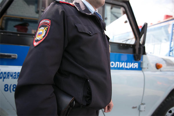 полиция кража