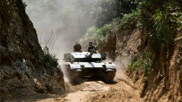 танки Китая