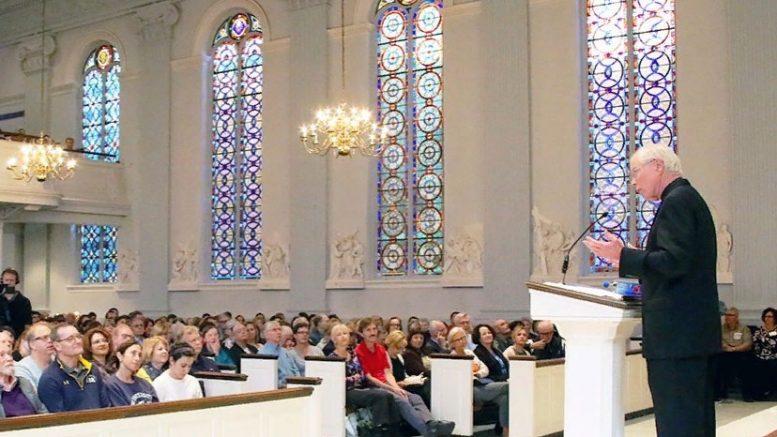 США церковь