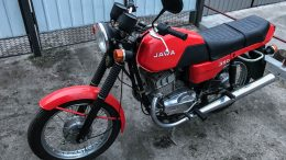 мотоцикл пенсионера