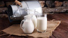 молоко Воронежская