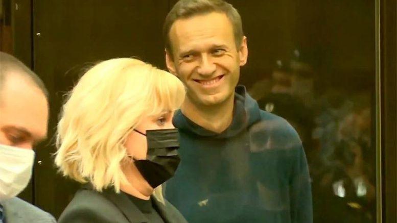 агент Навальный